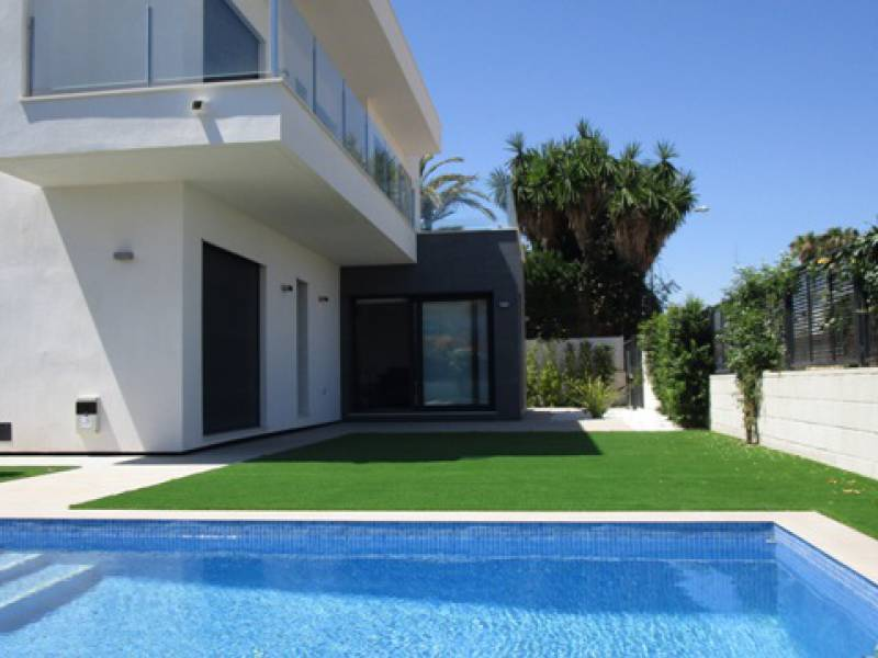 Villa - Nueva construcción  - Santiago De La Ribera - NEW VILLAS NEAR THE BEACH